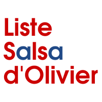 Liste Salsa d'Olivier